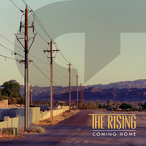 The Rising Coming Home Album Cover