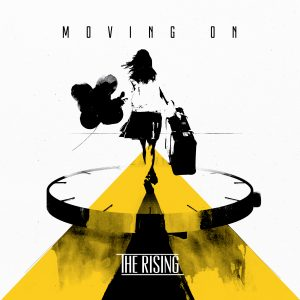 The Rising Moving On Album Cover
