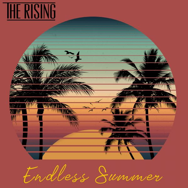 The Rising Endless Summer Single Artwork