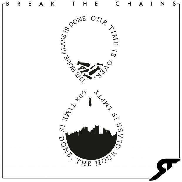 the rising break the chains cover art